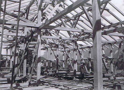 pirmoser_historie_1946_dachkonstruktion_langkampfen