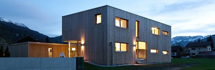 Fertighaus Holz fertighaus bestandserweiterung pirmoser holz bau meister